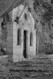 Cappella del monastero immagini stock