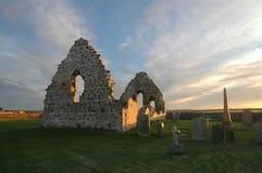 Cappella del ` s di St Mary, Rattray immagini stock