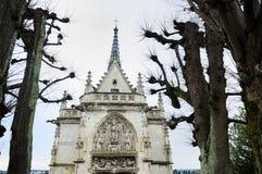 Cappella del san Hubert (Francia) Fotografia Stock Libera da Diritti