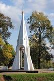 Cappella dell'icona di Kazan in Yaroslavl Fotografia Stock Libera da Diritti