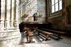 Cappella della chiesa Fotografia Stock