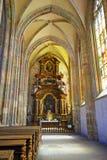 Cappella della chiesa cattolica Fotografia Stock Libera da Diritti