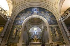 Cappella della nostra signora della medaglia miracolosa, Parigi, Francia Fotografia Stock Libera da Diritti