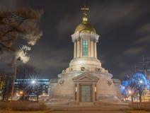 Cappella della trinità (in onore del 300th anniversario della st Petersb Fotografie Stock Libere da Diritti