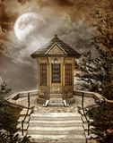 Cappella di fantasia royalty illustrazione gratis