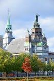 Cappella di Notre-Dame-de-Bon-Secours Fotografia Stock Libera da Diritti