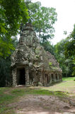 Cappella di pietra Immagine Stock