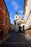 Cappella di Praga Fotografie Stock Libere da Diritti