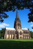 Cappella gotica di rinascita immagini stock libere da diritti