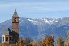 Cappella in Italia Fotografia Stock