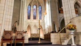 Cappella o pompe funebri religiosa per funerale immagine stock libera da diritti