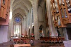 Cappella o pompe funebri religiosa per funerale immagini stock