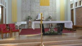 Cappella o pompe funebri religiosa per funerale archivi video