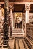 Cappella Palatina, Sicily Stock Photos