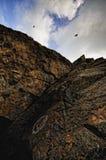 Cappella Porth. Cornovaglia Fotografia Stock