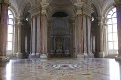 Cappella reale del palatino, atrio Fotografia Stock
