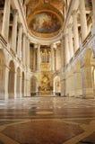Cappella reale del palazzo di Versailles, Francia fotografie stock libere da diritti