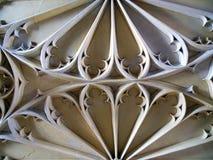 Cappella reale, Dublino del soffitto Immagine Stock