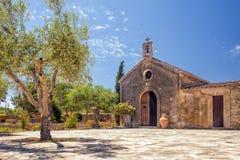 Cappella spagnola tradizionale, figlio reale, Mallorca Immagini Stock Libere da Diritti