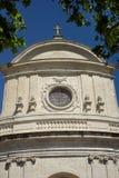 Cappella Uzes del cappuccino Immagini Stock