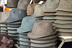 Cappelli Fotografia Stock Libera da Diritti