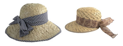 Cappelli Fotografie Stock Libere da Diritti