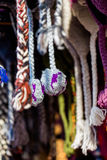 Cappelli della lana Fotografia Stock Libera da Diritti