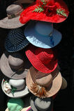 Cappelli delle donne Immagini Stock Libere da Diritti