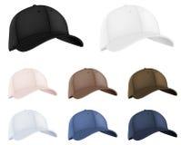 cappelli di baseball Immagini Stock Libere da Diritti