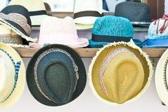 Cappelli di Sun Fotografie Stock