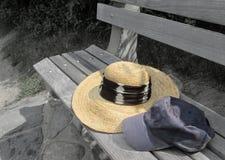 Cappelli di vacanza Fotografia Stock