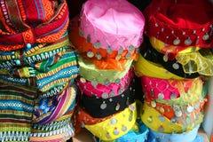 Cappelli tradizionali Fotografia Stock