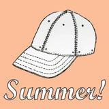 Cappello illustrazione di stock