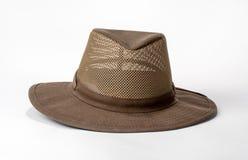 Cappello all'aperto per il Sun o la ricreazione Fotografie Stock