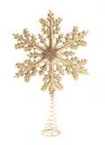 Cappello a cilindro dell'albero di Natale Fotografia Stock Libera da Diritti