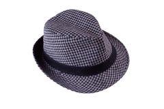 Cappello classico degli uomini Fotografia Stock