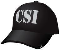 Cappello CSI Fotografie Stock