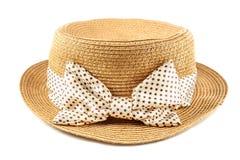 Cappello d'annata Fotografie Stock