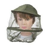 Cappello d'uso del custode dell'ape Immagini Stock Libere da Diritti