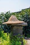 Cappello degli agricoltori di tè Fotografia Stock Libera da Diritti