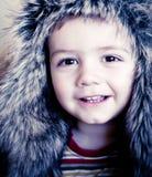 Cappello del bambino Fotografia Stock