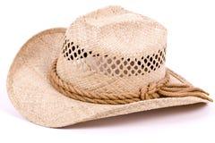 Cappello del cowboy. fotografie stock