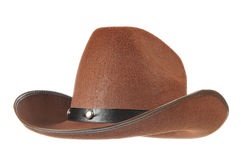 Cappello del cowboy Immagine Stock