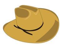 Cappello del cowboy Immagini Stock