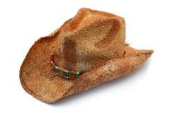 Cappello del Cowgirl fotografia stock