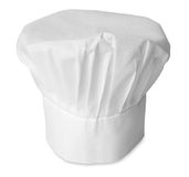 Cappello del cuoco unico Fotografie Stock