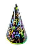Cappello del nuovo anno Immagini Stock