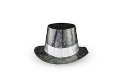 Cappello del partito della stella isolato Fotografia Stock Libera da Diritti