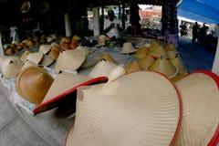 Cappello dell'agricoltore Fotografia Stock Libera da Diritti