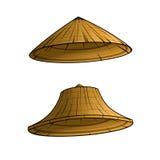 Cappello dell'agricoltore Immagini Stock